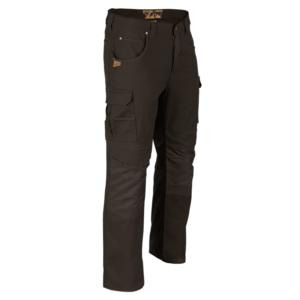 NAT'S-Pantalon de travail multi-poches en Ducktwill