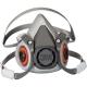 3M-Respirateurs à demi-masque série 6000